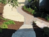 An absolutely idyllic spot...take a look at how this just-finished landscape matured!
